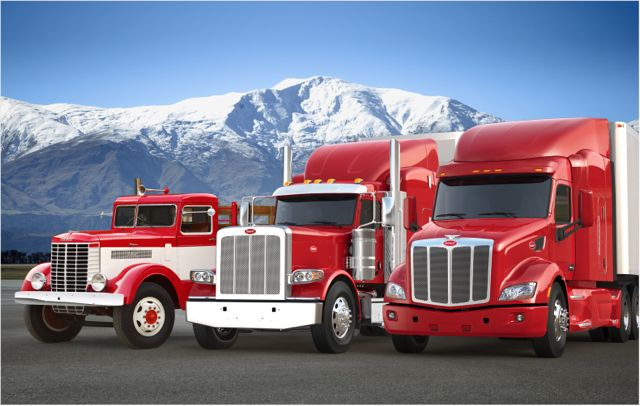 Peterbilt will celebrate its 75th anniversary this year with a special North America-wide tour and other activities.