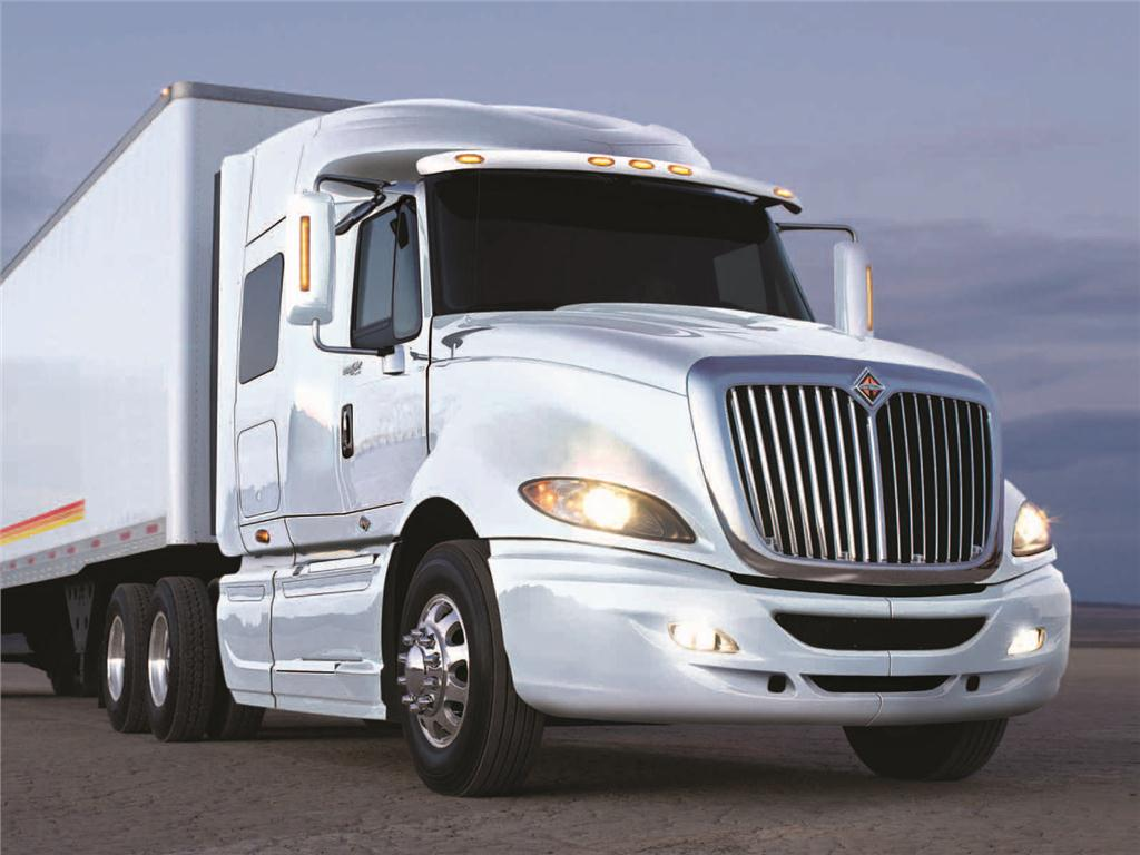 Truck-Lite's LED headlights are now standard on the International ProStar.