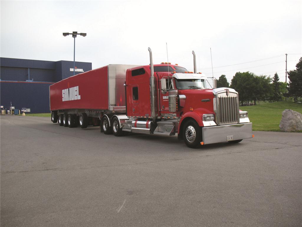 Kim-Tam Trucking turns 50 - Truck News