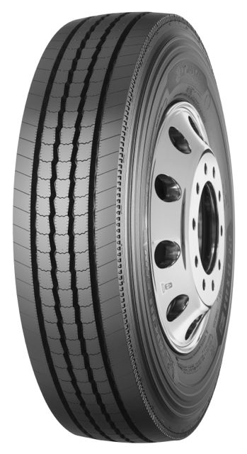 Michelin says its new X Multi Energy Z regional steer tire combines improved fuel economy with excellent wear characteristics.