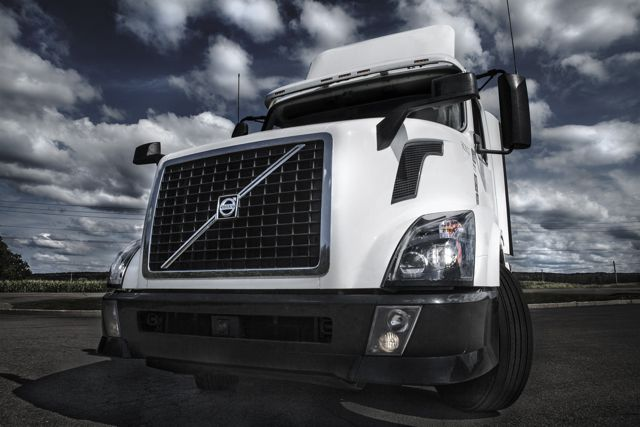 Volvo is offering LED headlamps as an option and has standardized LED interior lights.