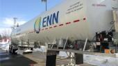 ENN's mobile refueling station