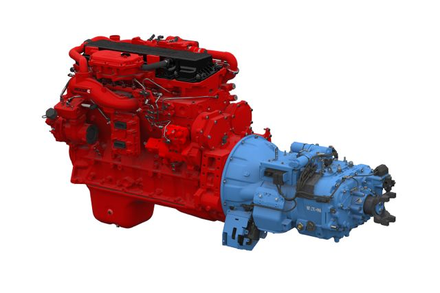 Cummins and Eaton have introduced the ISX12 SmartAdvantage Powertrain.