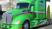 The Kenworth T680 Advantage package.