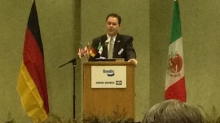 Joe McAleese, president and CEO of Bendix