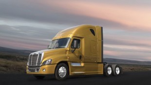 The Freightliner Cascadia Evolution