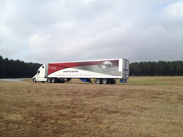 SmartTruck says its new UT6Plus trailer undercarriage device meets the SmartWay program's new Elite level status achieving a 9% fuel savings.