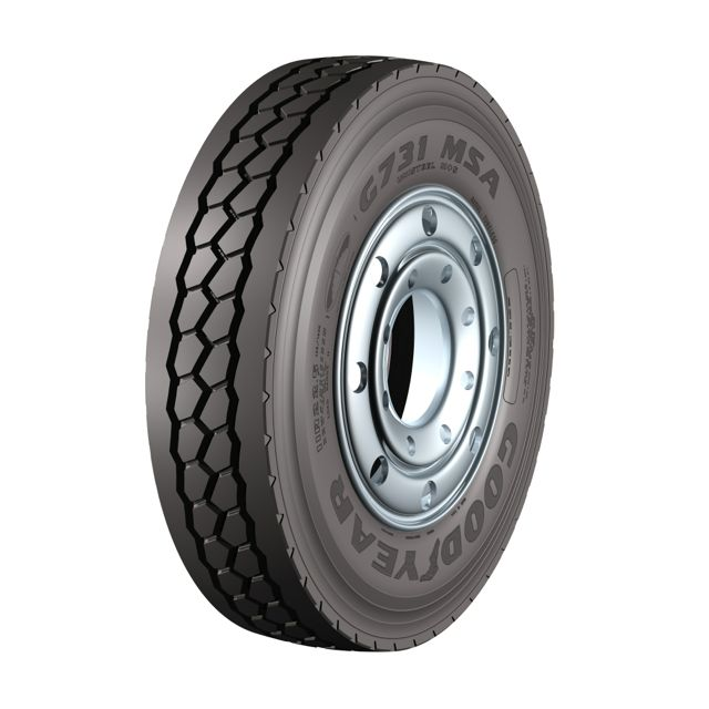 The Goodyear G731 MSA