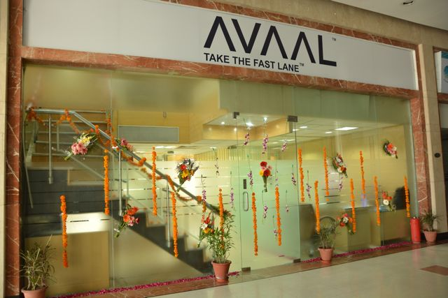 Avaal Technology Solution's new office in India.