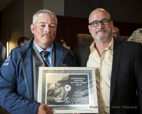 2014 Manitoba Driver of the Year
