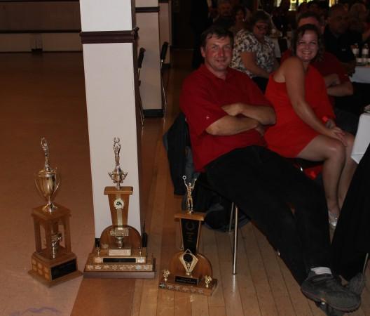 Derek Sumsion 3 trophies