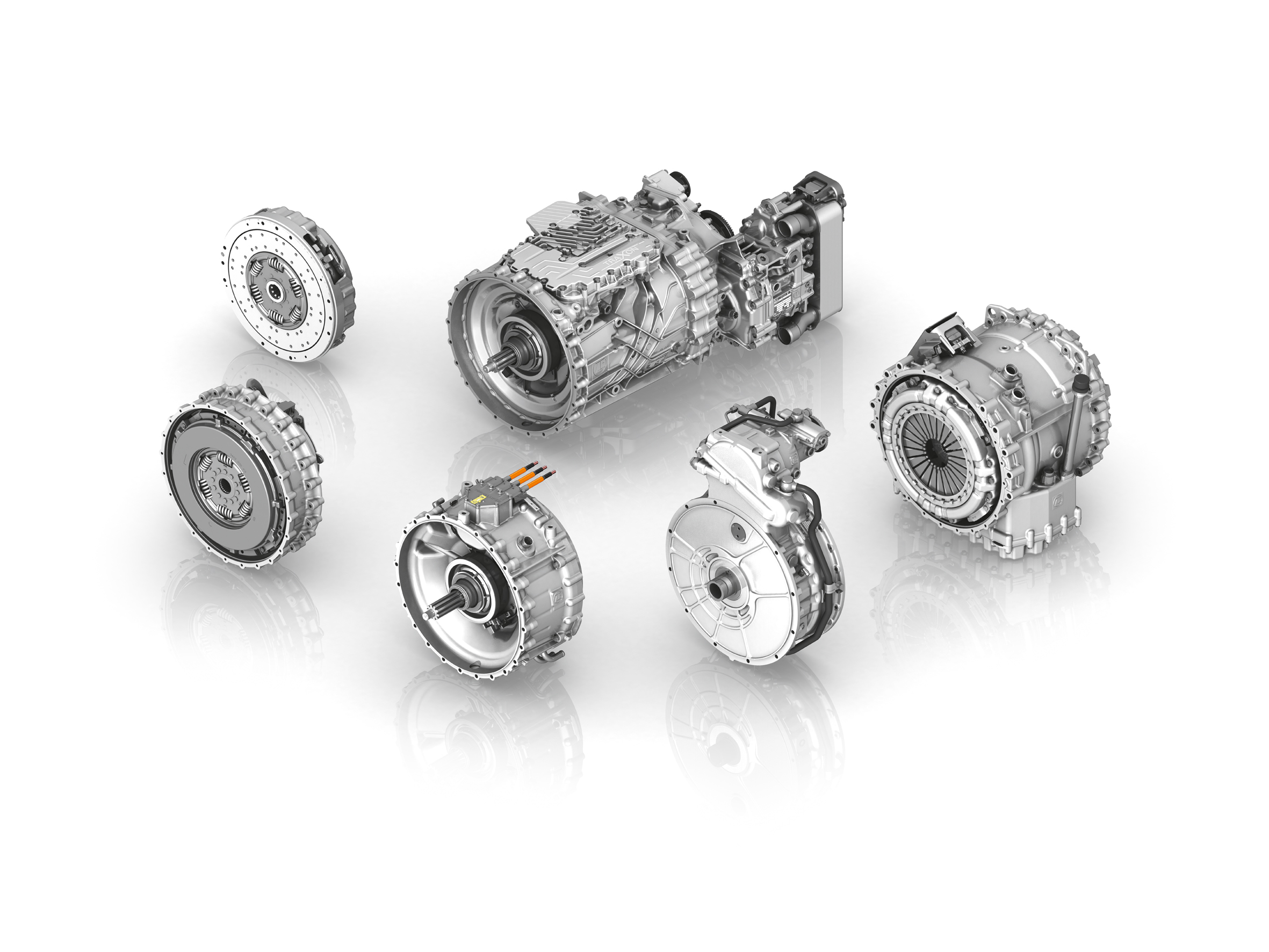 Zf Electromagnetic Clutches 37
