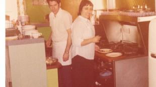 Bill and Kay circa 1970