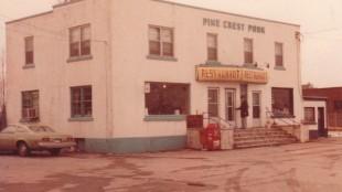 Pinecrest Restaurant, 1969