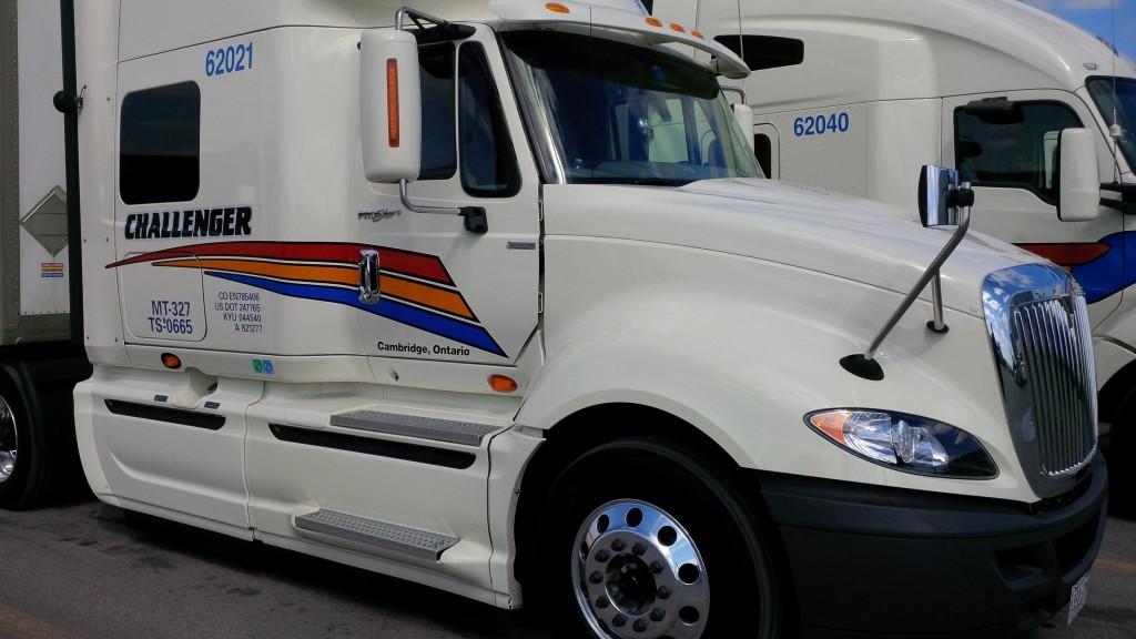 Challenger 3 Truck News
