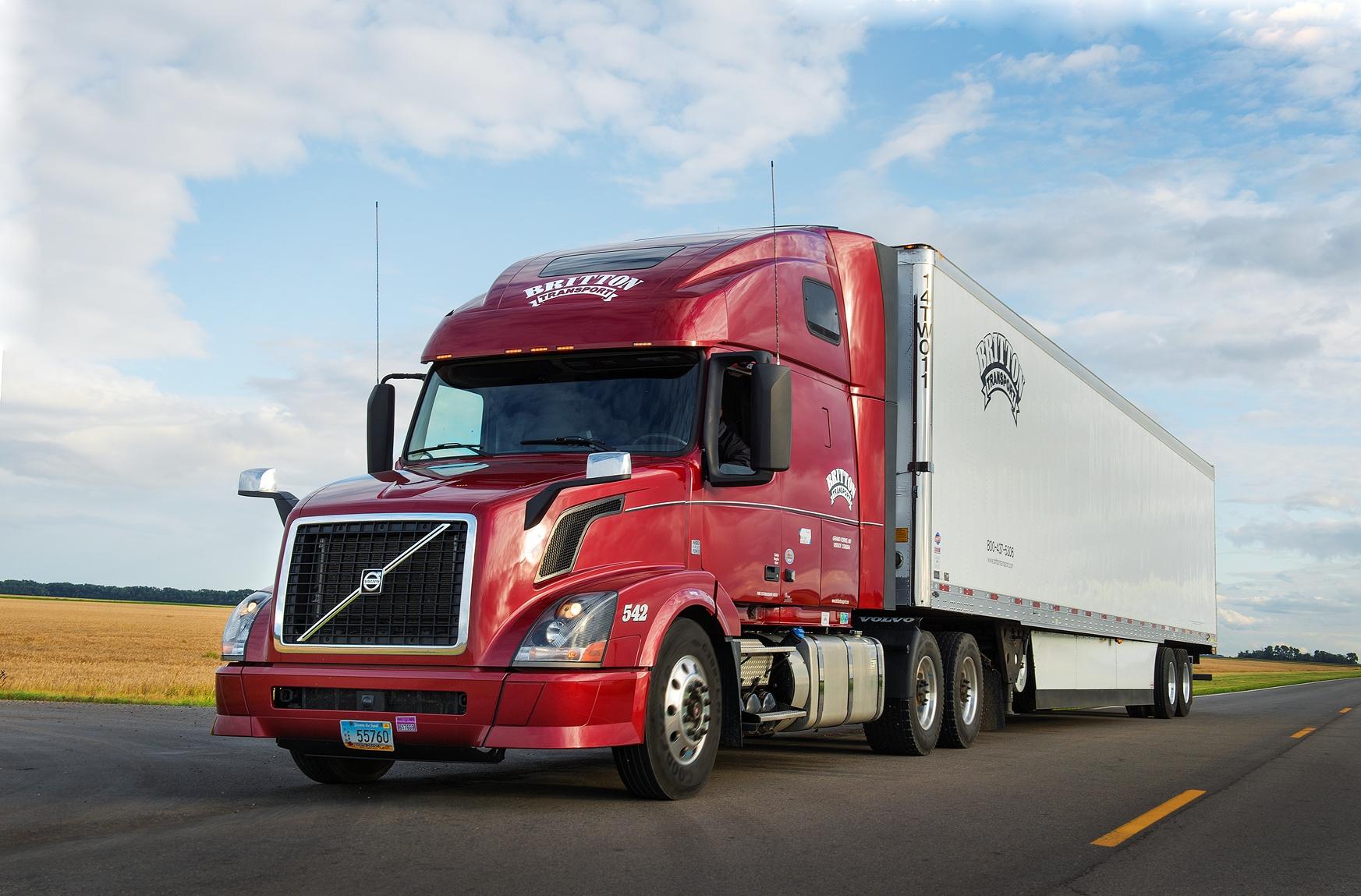 Kriska wins Volvo Safety Award - Truck News