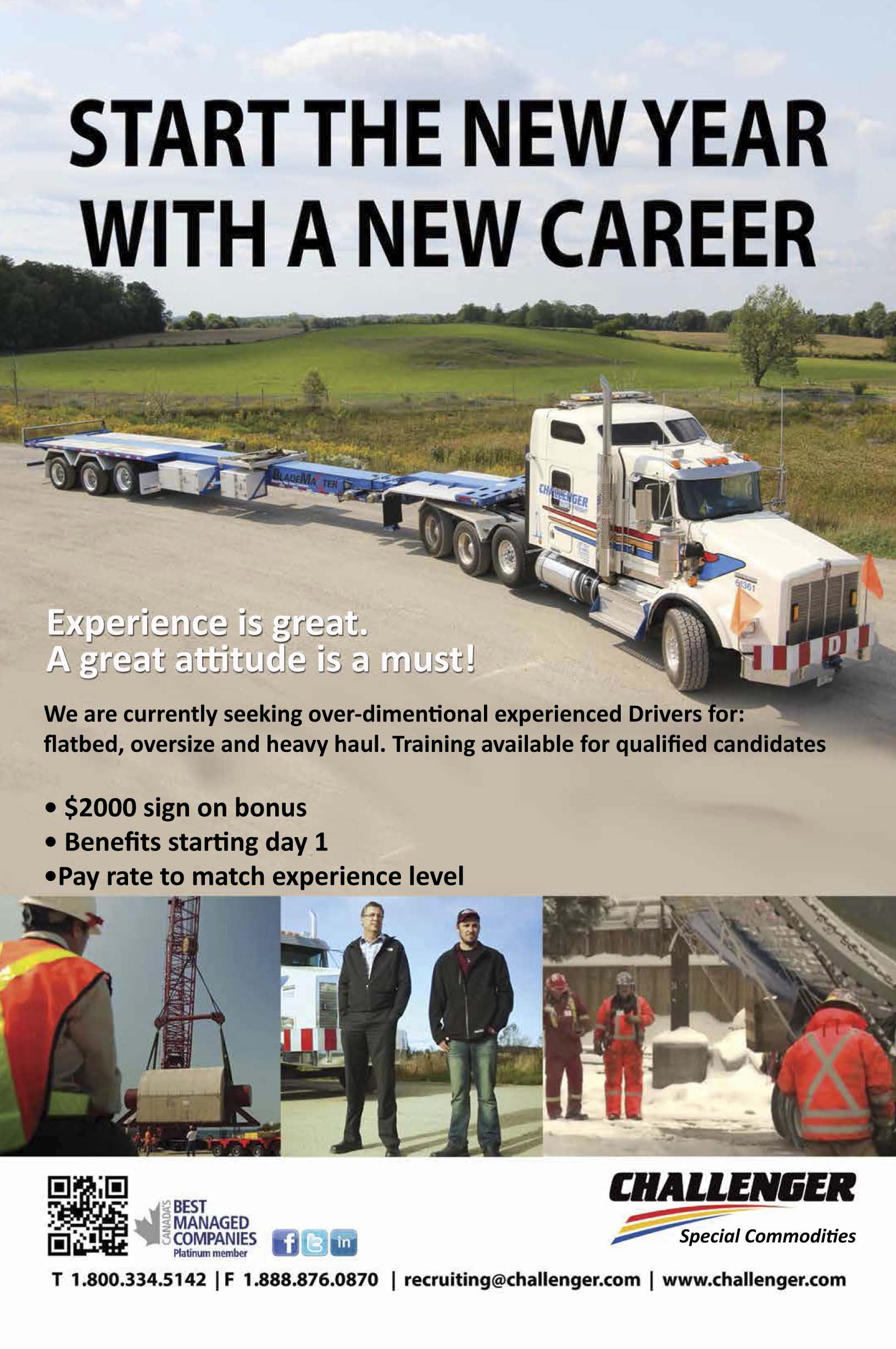 Truck Driver Positions In Ontario Canada Basketget