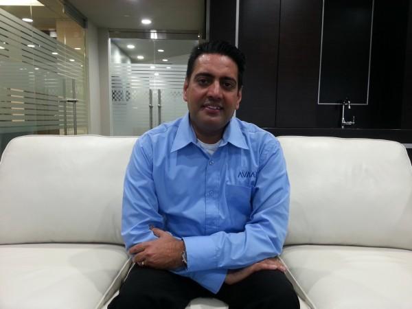 Avaal CEO Dara Nagra