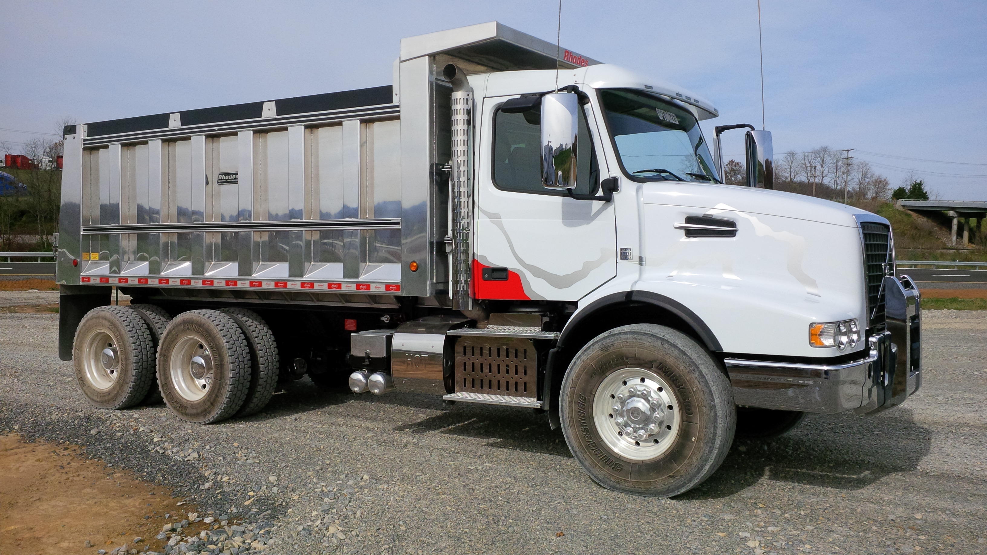 truck gallery in fueled view parts news motion availability front diesel volvo photo dme trucks announces of