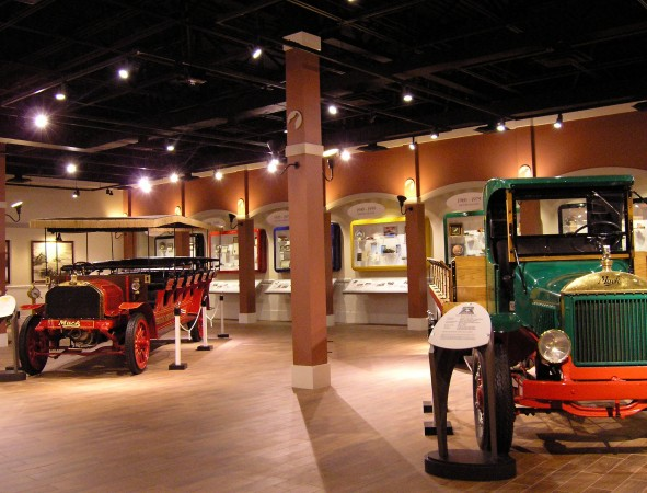 The Mack Trucks Historical Museum celebrated its 30th anniversary in November.