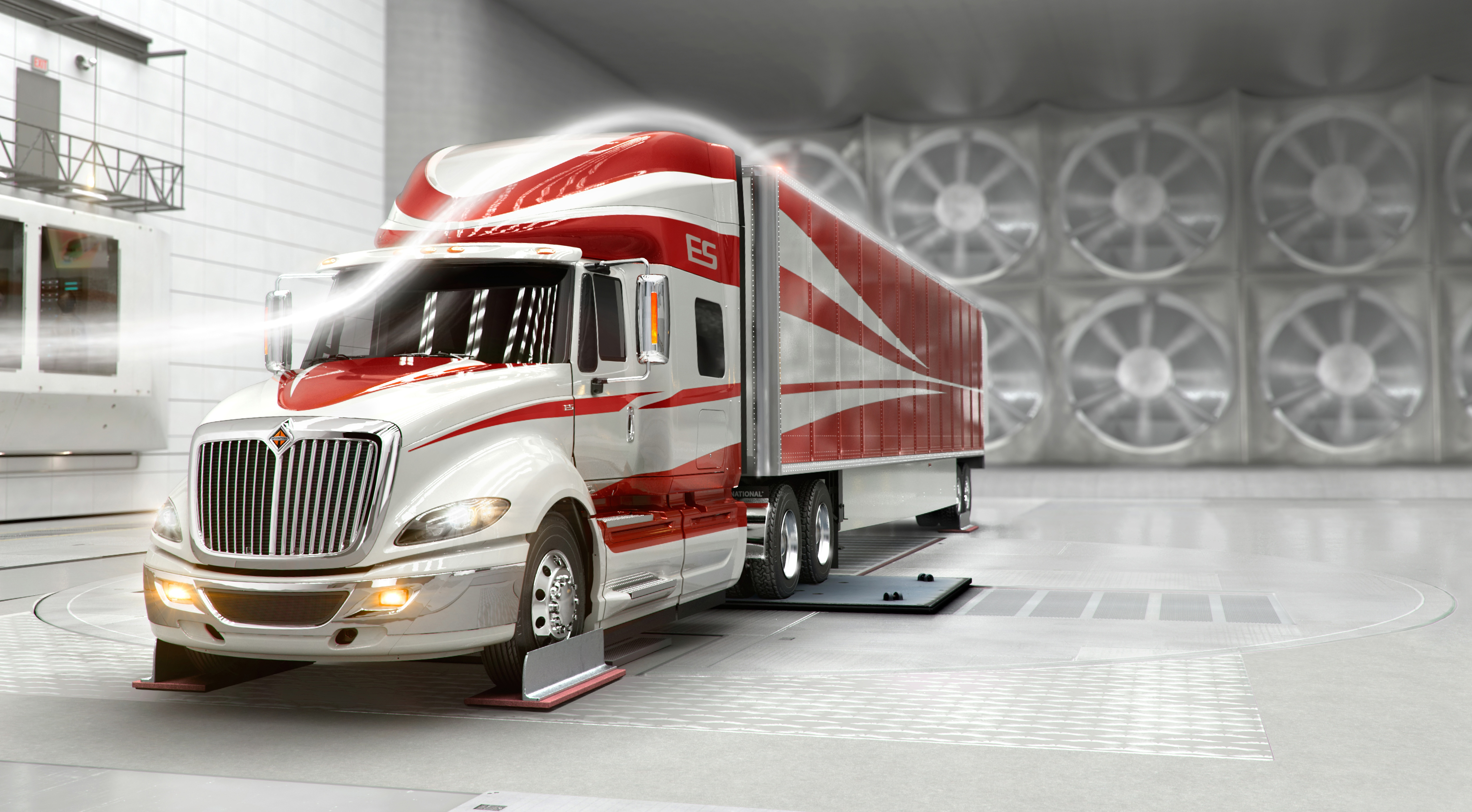 Expeditor Truck For Sale Navistar says the ProStar ES was designed for superior performance in ...