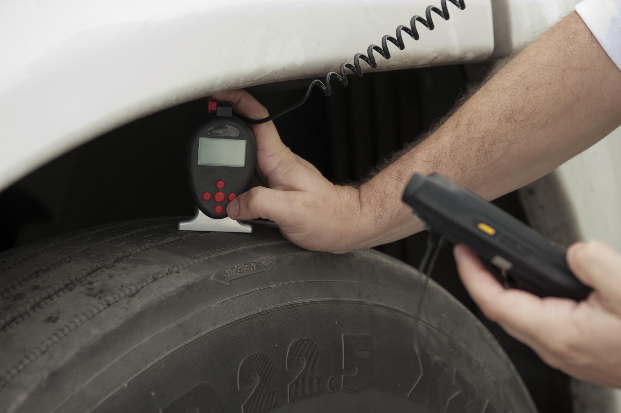 michelin unveils new tire care program truck news. Black Bedroom Furniture Sets. Home Design Ideas