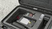 Michelin Tire Care monitoring equipment