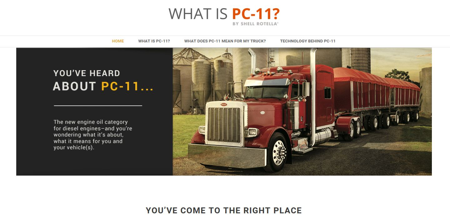 Shell Launches Educational Pc 11 Website Truck News