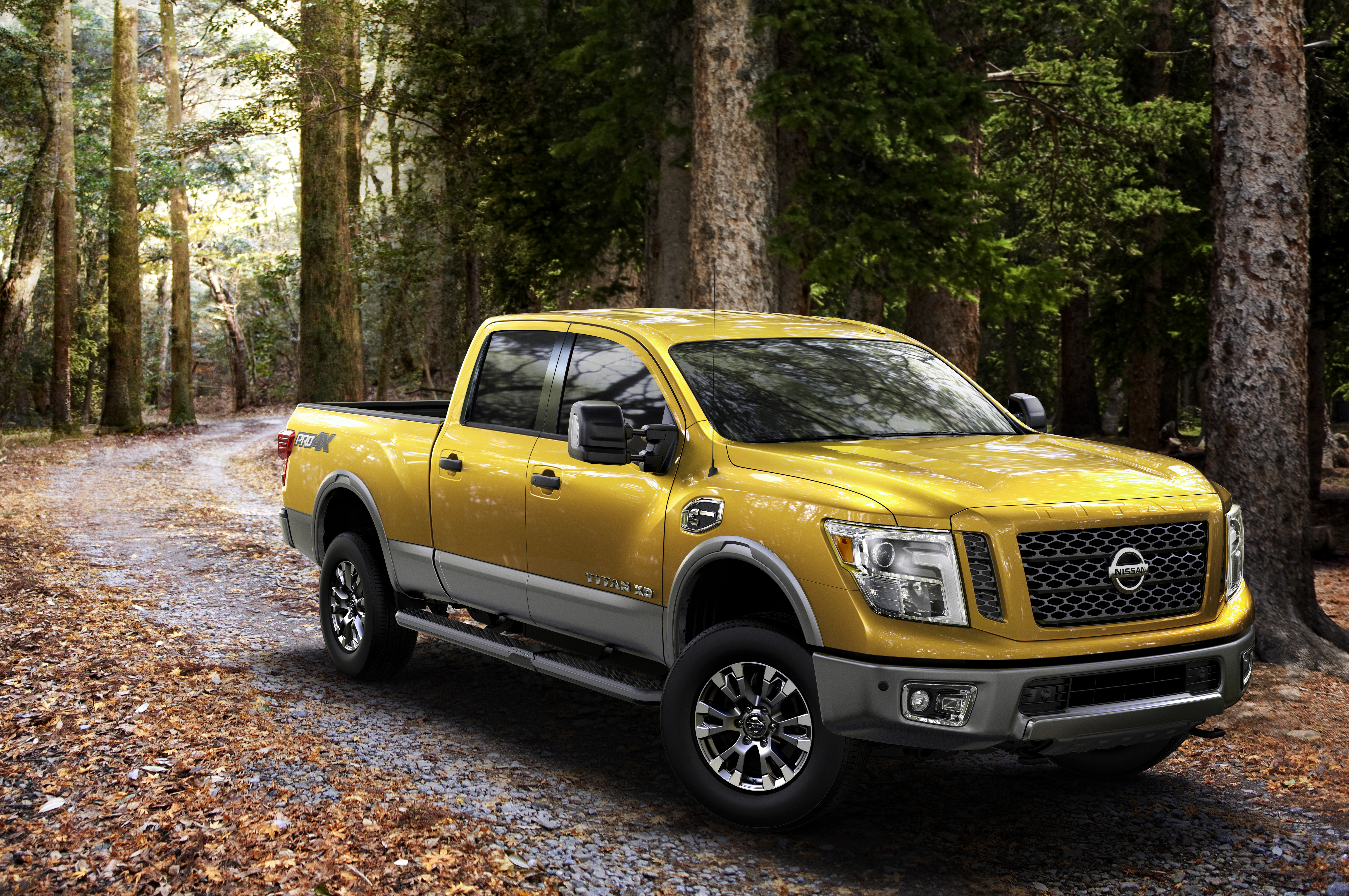 Toyota Diesel Truck >> New Nissan Titan to feature Cummins power - Truck News