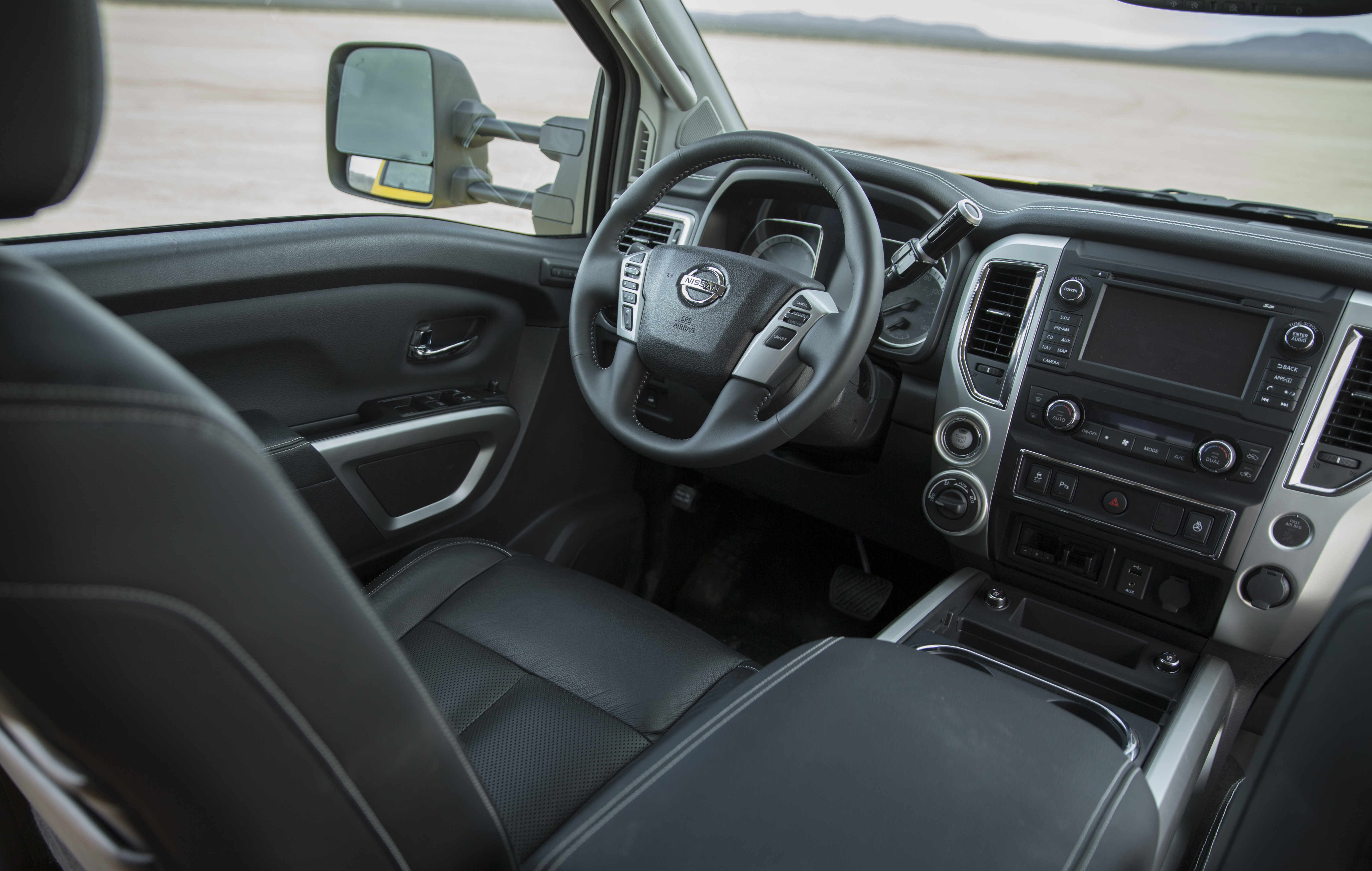 new nissan titan to feature cummins power truck news. Black Bedroom Furniture Sets. Home Design Ideas