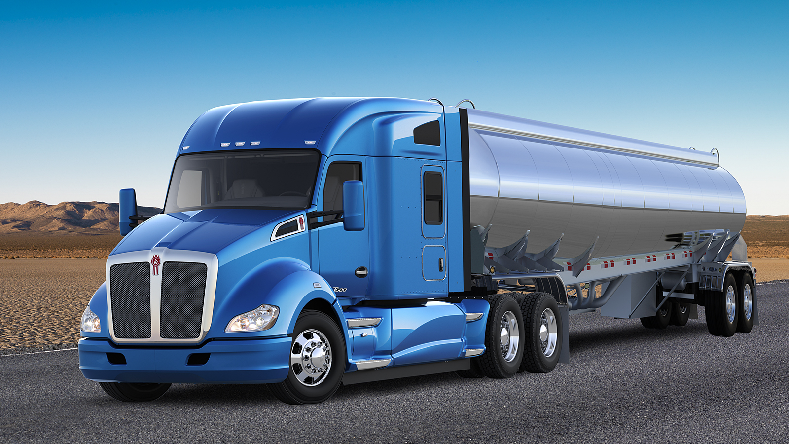 Kenworth Launches W900 Spin Off Improves Efficiency Of
