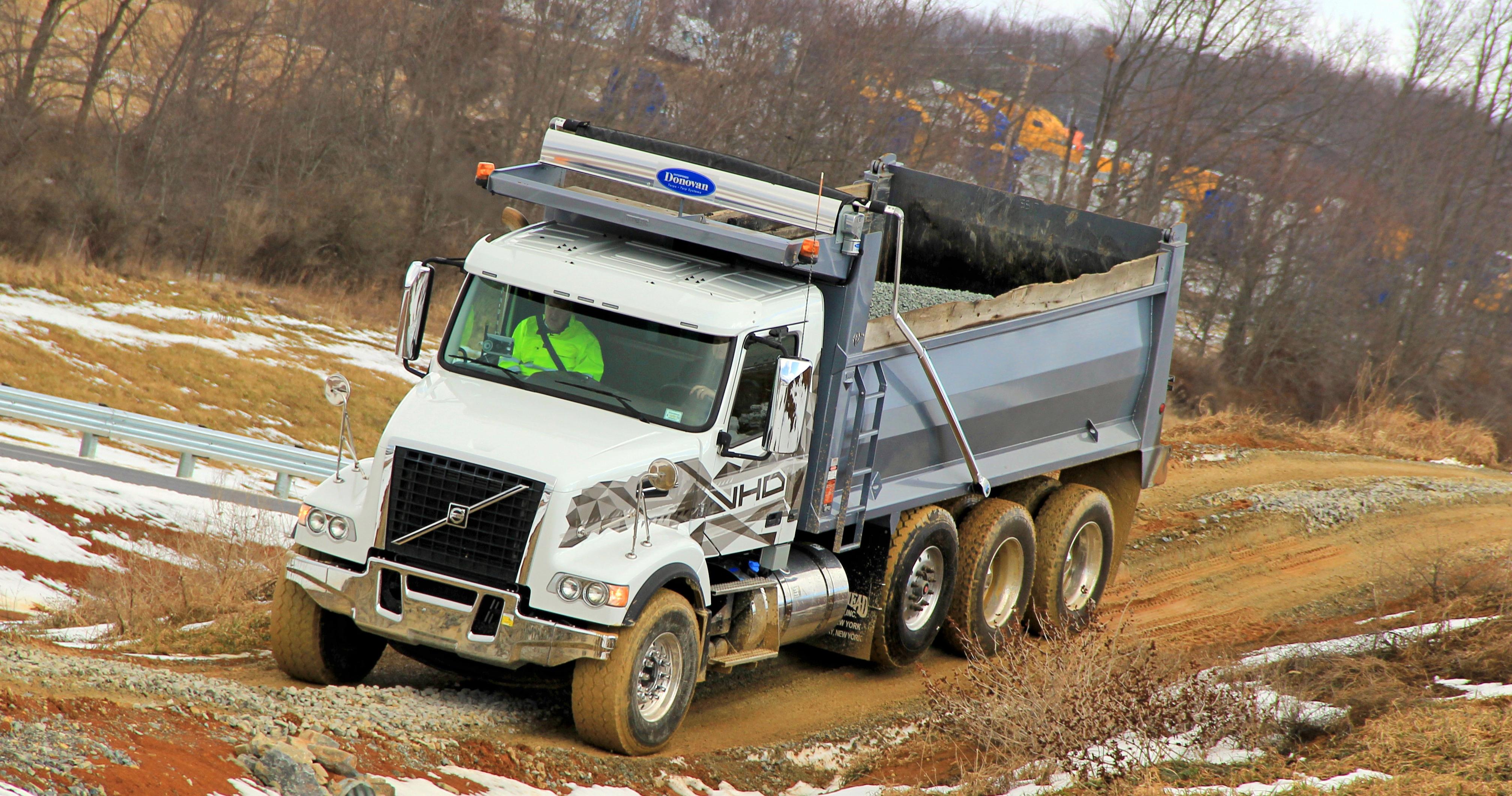 Volvo Vhd 200 Truck News