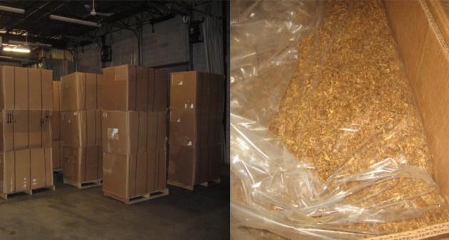 tobacco smuggling