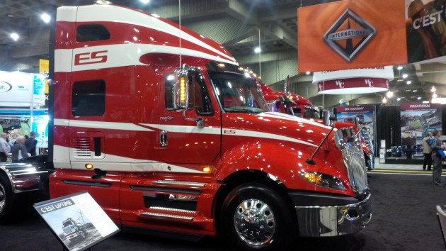 The new ProStar ES 110 was shown at ExpoCam for the first time.