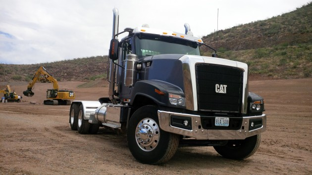 Cat CT680 grey