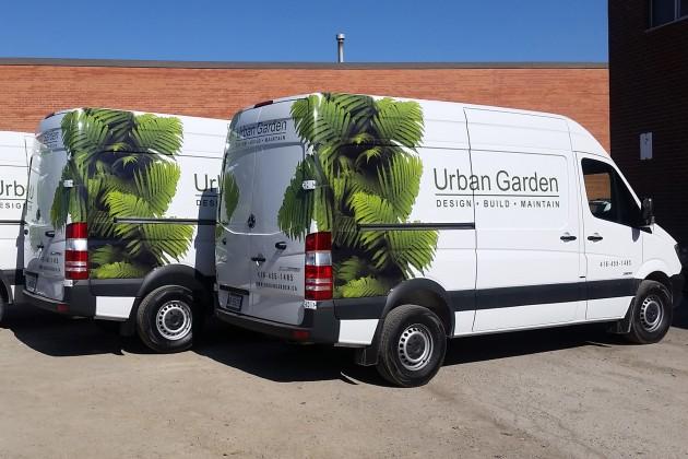 Light-Duty: Urban Garden