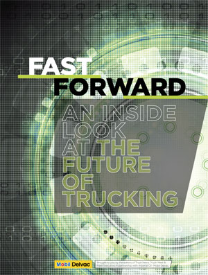 Mobil Delvac Inside The Future Of Trucking