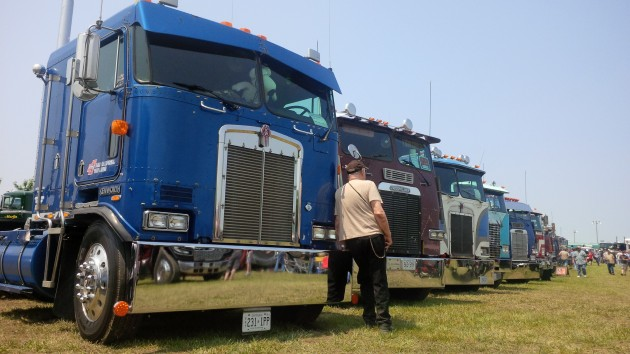 Cabover Row