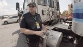 MTO transport enforcement officer Chad King walks us through a pre-trip inspection.