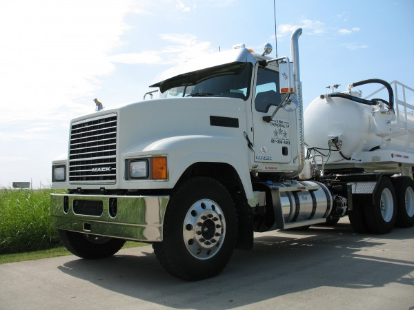 The 25,000th Mack truck to be deployed with its GuardDog Connect telematics platform.