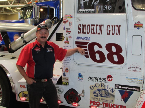 Gord Cooper and The Smokin' Gun.