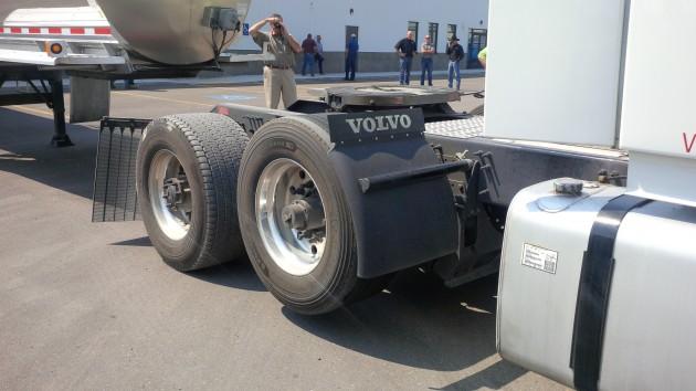 tanker decoupled