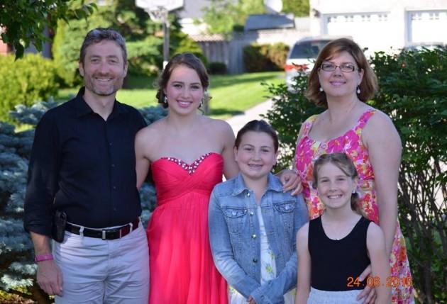 Ken Cross Family
