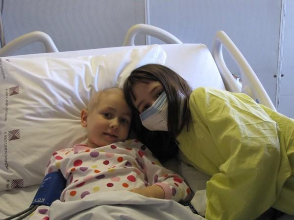Ken Cross  transplant day