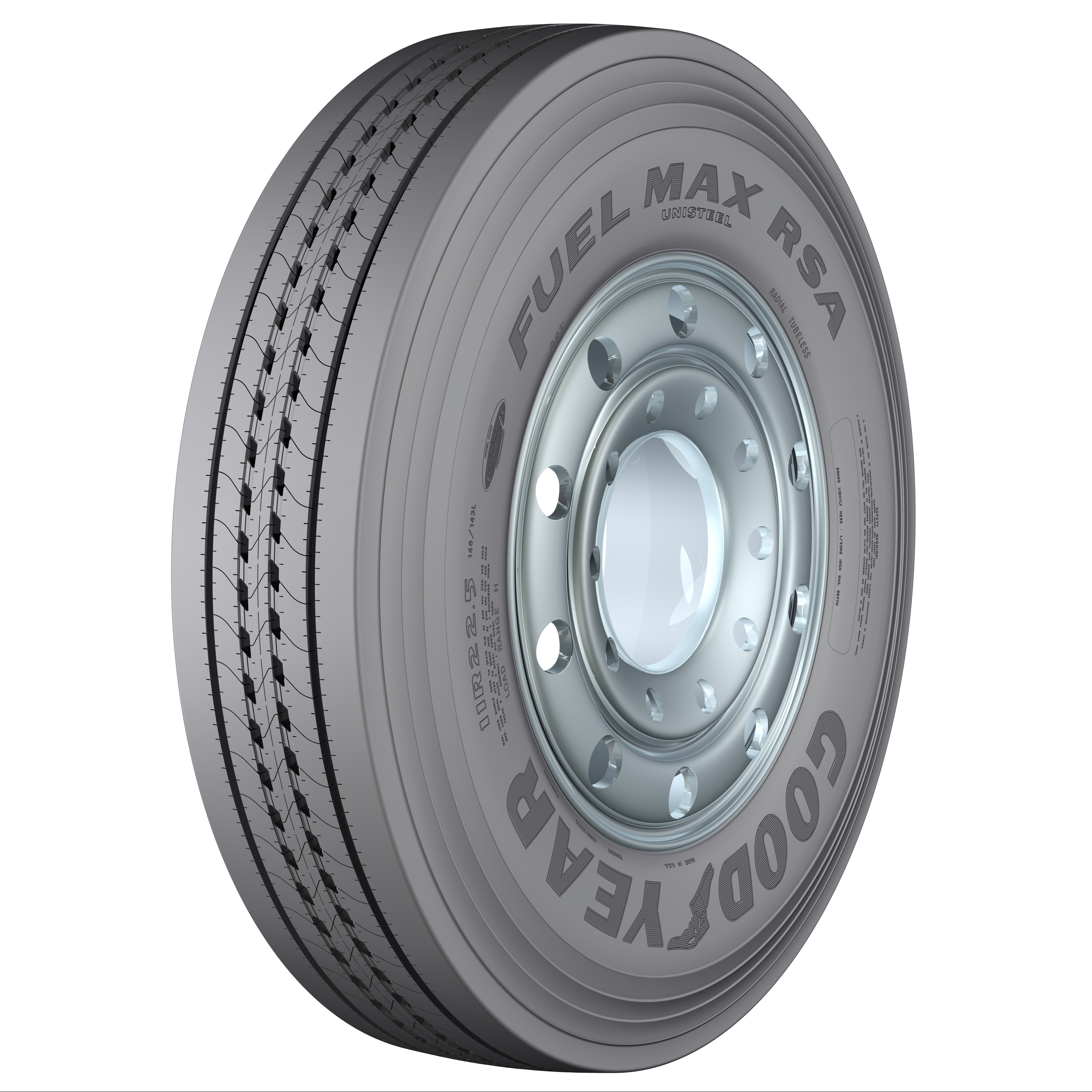 Goodyear launches new Fuel Max tire - Truck News