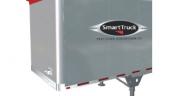 The LeadEdge Top Fairing from SmartTruck.