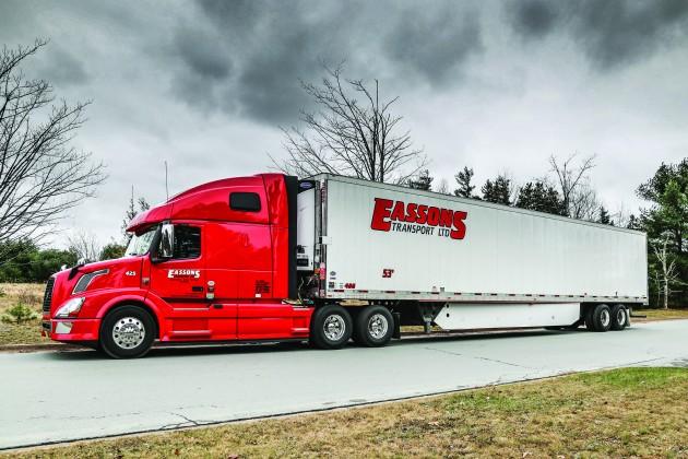 Eassons truck edit