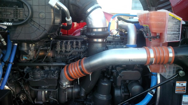 The Paccar MX-11 engine