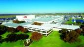 Peterbilt's Denton, Texas plant.