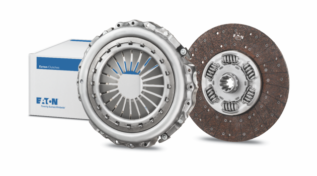 Eaton has a new 430-mm clutch designed for the Volvo I-Shift transmission.